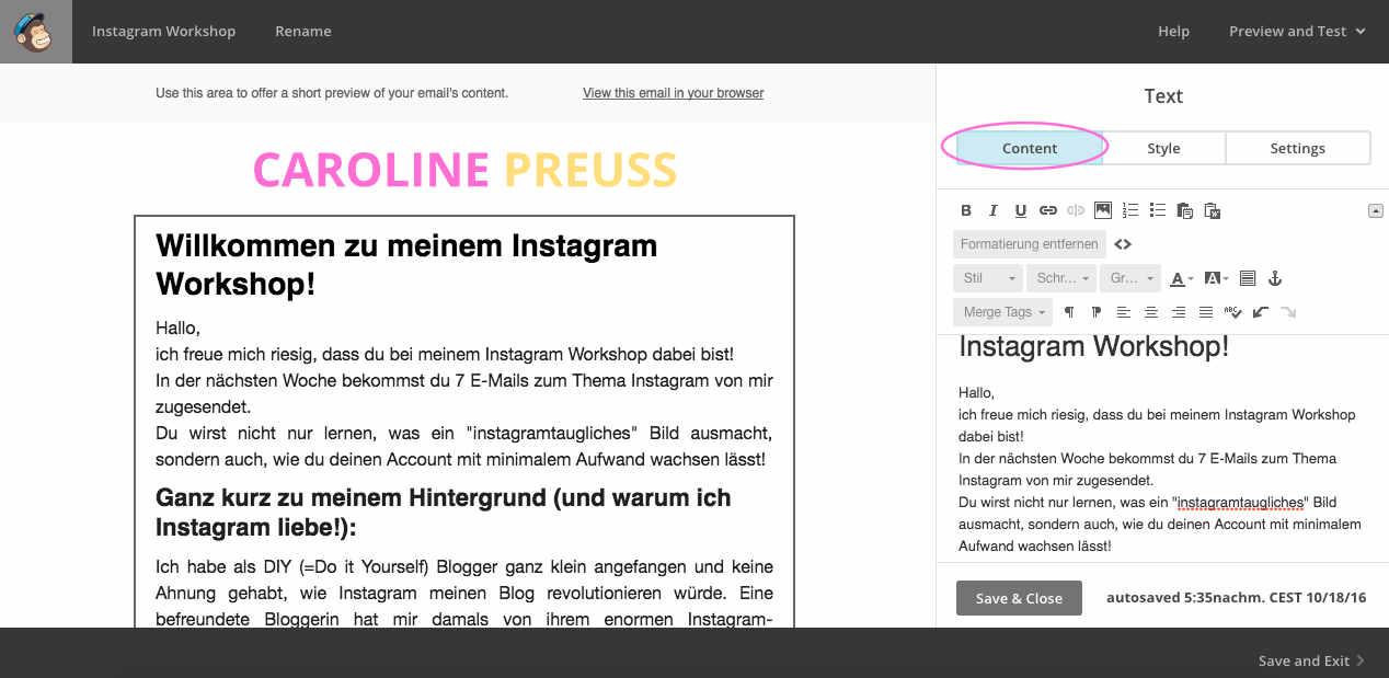 newsletter-mit-mailchimp-erstellen-blogger-anleitung