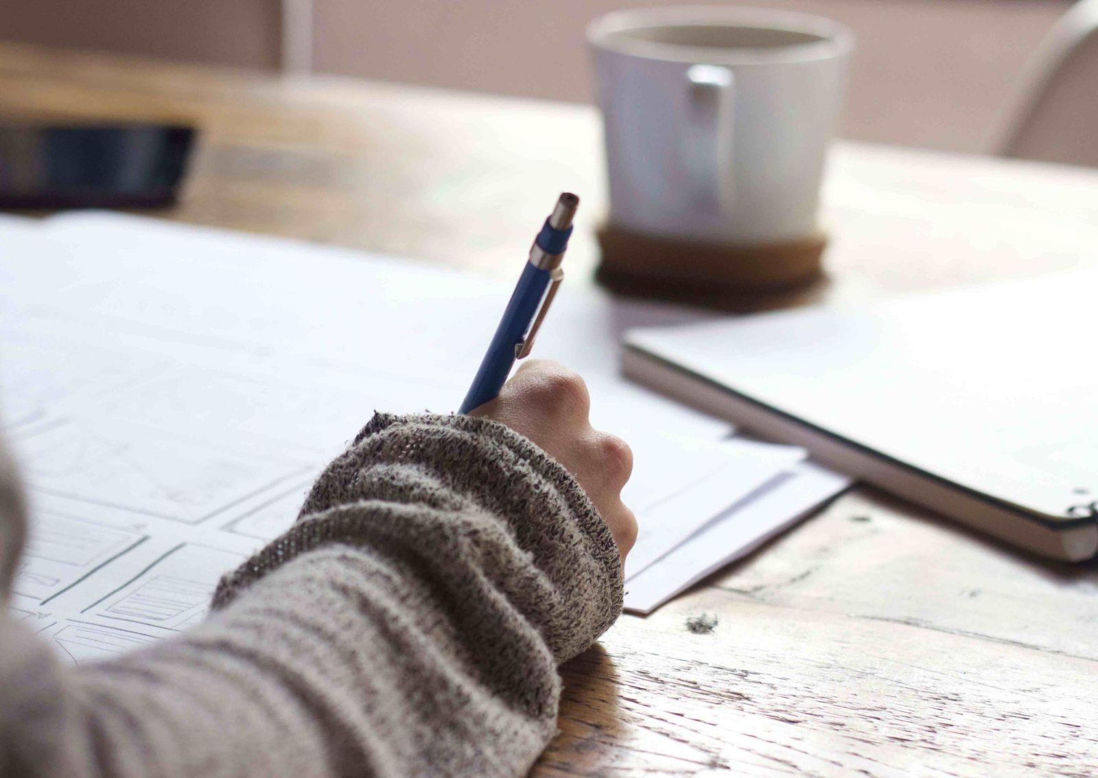 So erstellst du einen Businessplan für deinen Blog + Kostenlose Vorlage