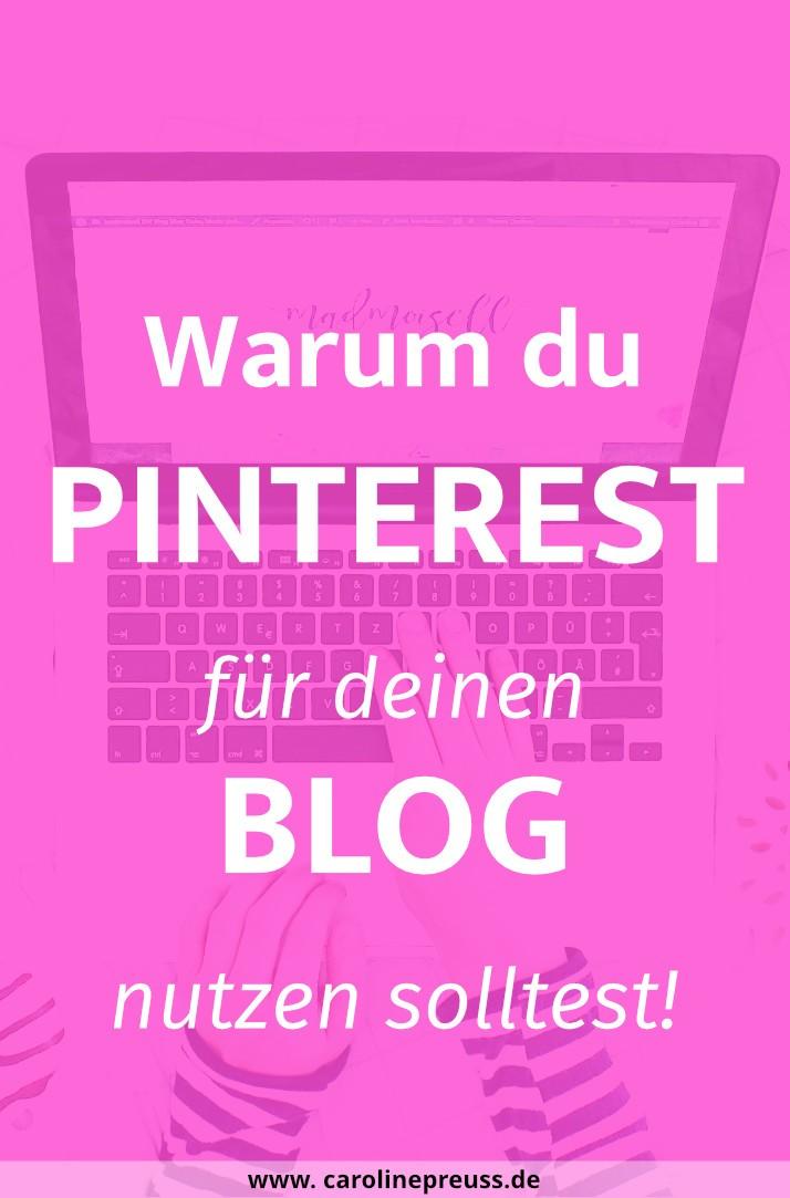 Pinterest Tipps Warum Du Noch Heute Anfangen Solltest Pinterest