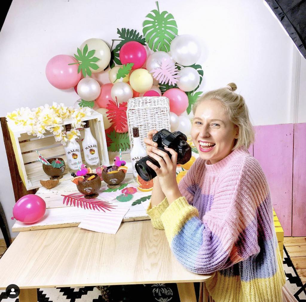 Caroline Preuss - DIY Fotos als Inspiration für Instagram
