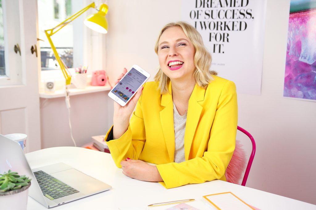 Caroline Preuss - Instagram Influencer werden