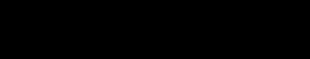 Carolines Unterschrift